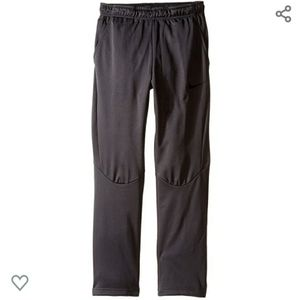 Nike Therma Pants Anthracite Boy's Casual Pants Sm